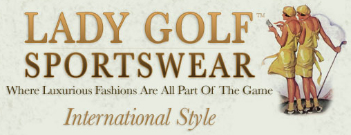 Lady Golf Sportswear