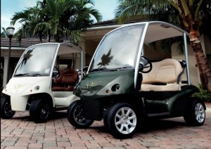 Garcia golf cart 1