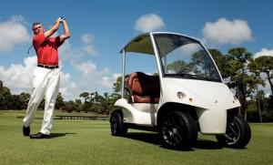 Garcia golf cart 2