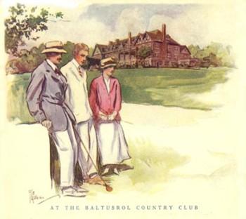 BaltusrolFromCaricatureBook1915