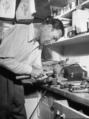 martha-holmes-golfer-ben-hogan-working-on-golf-club-in-workshop