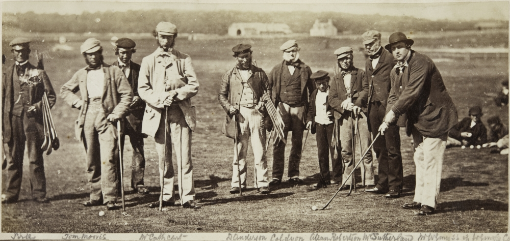 GC001-Group-of-Players-Old-Course-1855