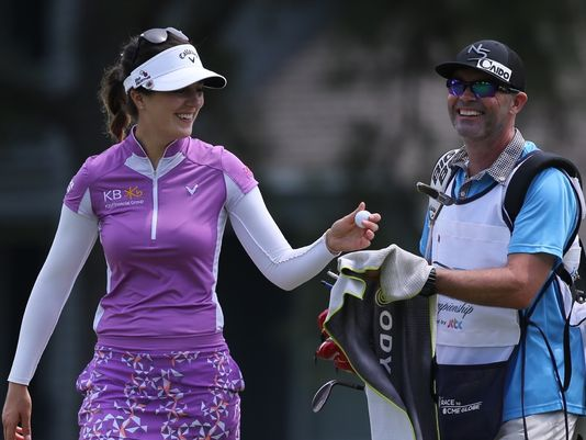 635731654617396104-Kingsmill-Championship-2015-Shaun-and-Sandra-having-fun-photographer-J-Gal-Courtesy-of-GolfAktuell