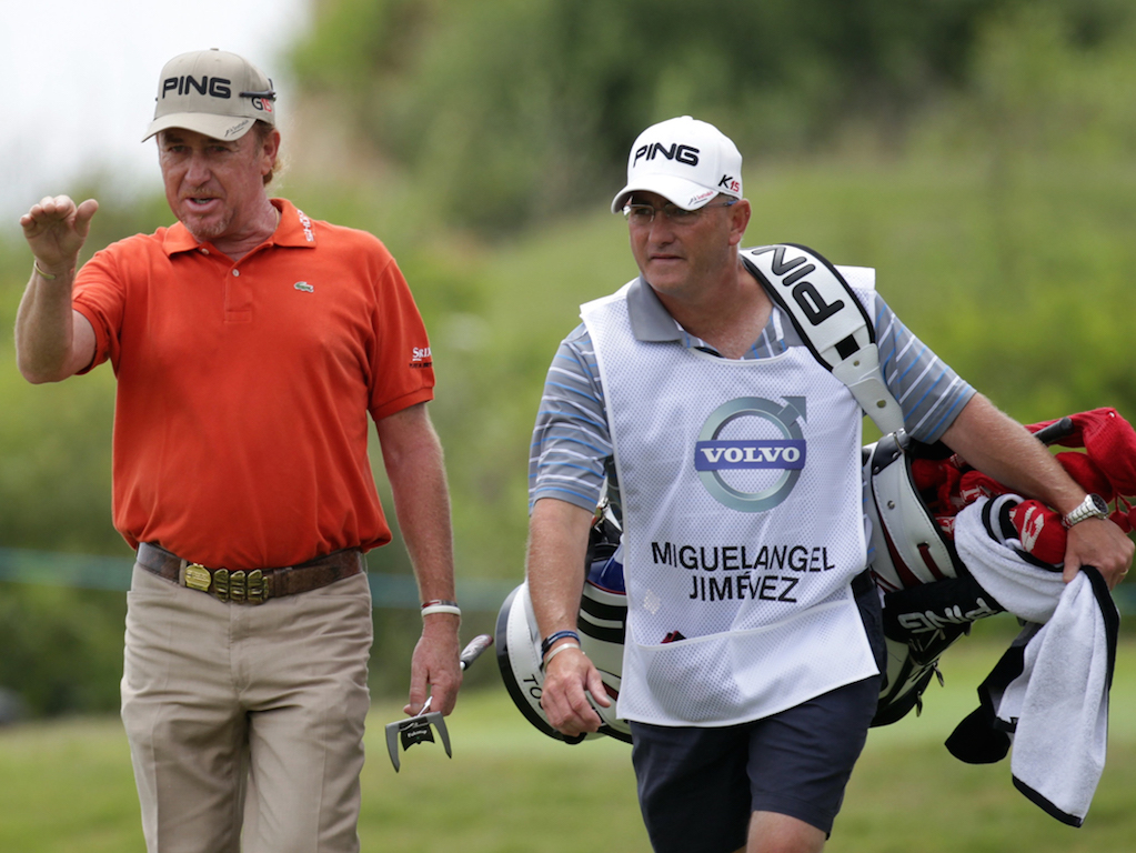 Volvo World Match Play Championship - Day One