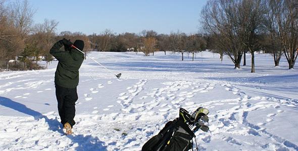 cold-golf